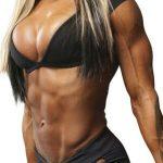 超低体脂肪率でバストサイズF以上!?豊胸手術は異次元レベルの美しさを可能にする